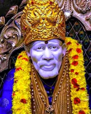 latest Sai Baba whatsapp dp pics hd