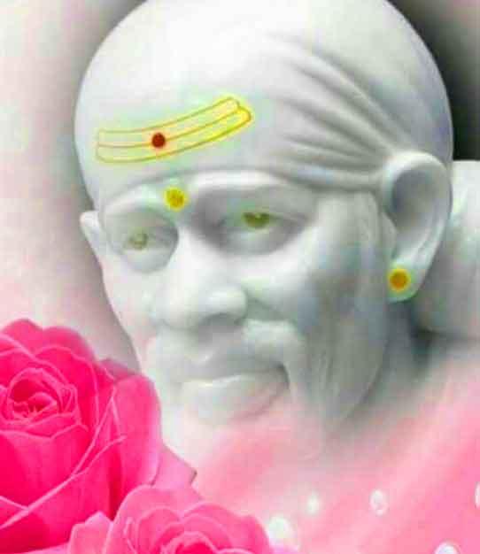 latest Sai Baba whatsapp dp pics
