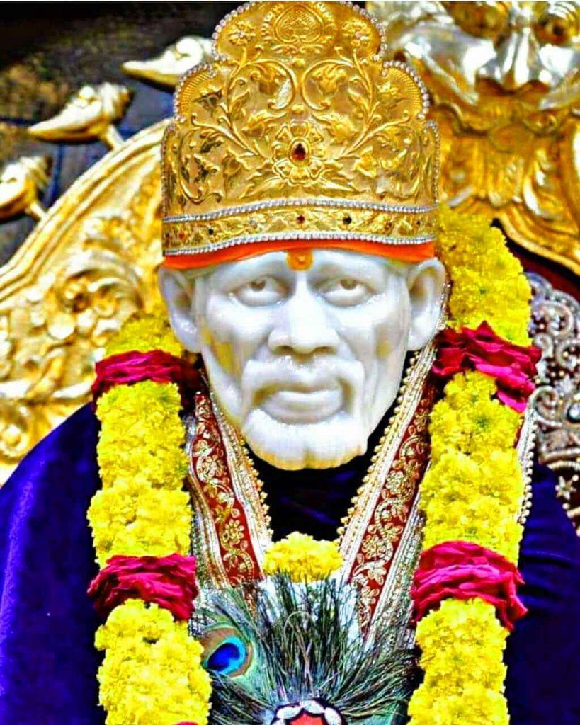 latest Sai Baba whatsapp profile hd