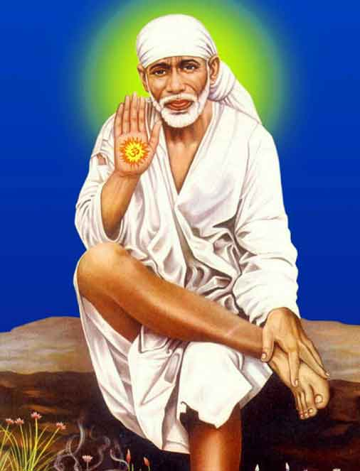 latest shirdi Sai Baba hd wallpaper