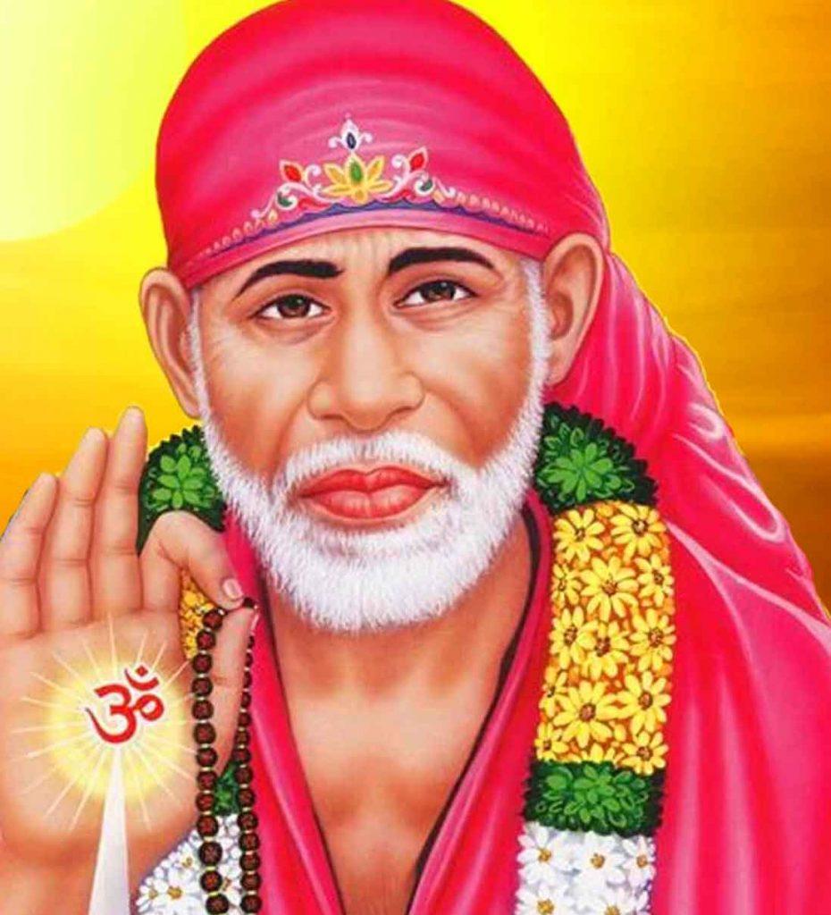 lord Sai Baba whatsapp dp pics hd