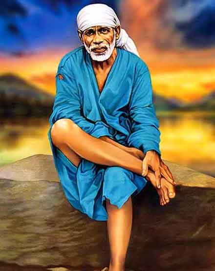 shirdi Sai Baba whatsapp dp pics hd